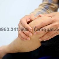 Bấm huyệt trị đau khớp gối